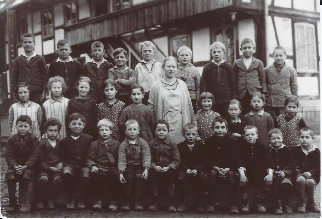 Klassenfoto_ca_1932